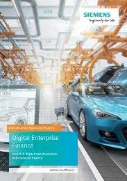 Digital Enterprise A5 Flyer