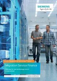 Migration Service Finance A5 Flyer