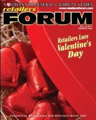 Retailers Forum Magazine Feb. 2020 E-Mag