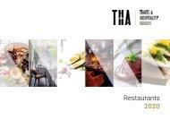 Travel & Hospitality Awards | Restaurant 2020 | www.thawards.com