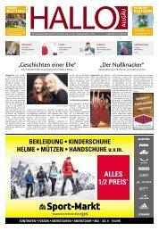 Hallo-Allgäu Memmingen vom Samstag, 01.Februar