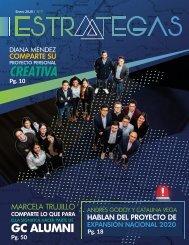 Estrategas - 7ma edición - Enero 2020
