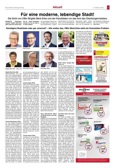 2020-02-02 Bayreuther Sonntagszeitung
