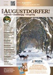 Der Augustdorfer: Augustdorf, ein Ausblick auf das Jahr 2020