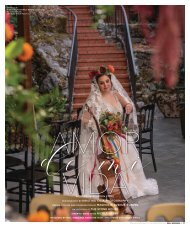"Real Weddings Magazine's ""Amor de mi Vida"" Styled Shoot - Winter/Spring 2020 - Featuring some of the Best Wedding Vendors in Sacramento, Tahoe and throughout Northern California!"