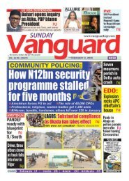 02022020 - COMMUNITY POLICING : How N12bn security programme stalled for five months