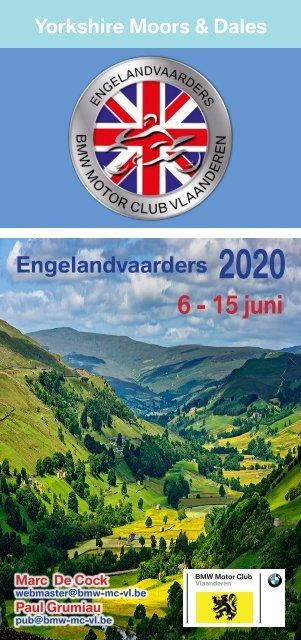 Engelandvaarders 2020
