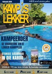 Kamp is Lekker Tydskrif Februarie 2020