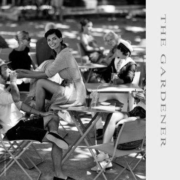 THE GARDENER 2020 Katalog by www.gardener.at