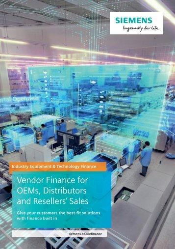 Vendor Finance A5