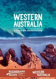 Western Australia - Erleben Sie Abwechslung