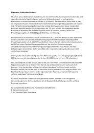 Information zu den Maßnahmen zur Kassensicherheit in der Soziokultur (Bonpflicht)