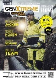 GenXtreme - Werk & Style Magazin 2020 Nr. 1 WSV Special