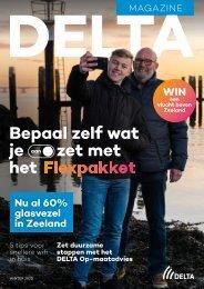 DELTA Magazine   winter 2020