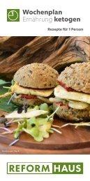 Ernährung ketogen – Wochenplan