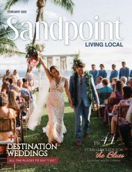 February 2020 Sandpoint Living Local