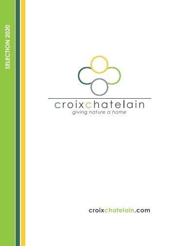 Catalogue Croix Chatelain - 2020