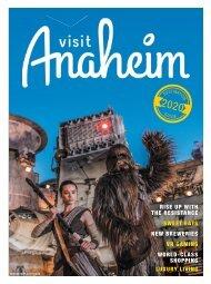 Visit Anaheim Destination Guide 2020