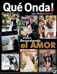 Qué Onda! San Pedro, Edición 118 Enero-Febrero 2020