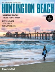 Huntington Beach 2019 | 2020 Official Visitors Guide