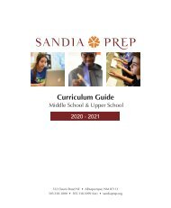 Curriculum Guide 2020-2021 as of 02.02.20