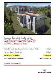La casa Camaleón en Son Vida The Chameleon House in Son Vida ...