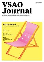 VSAO JOURNAL Nr. 1 - Februar 2020