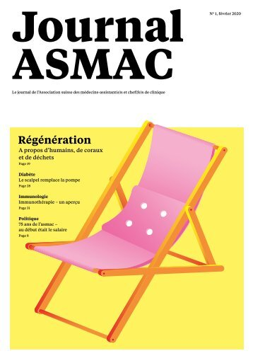 JOURNAL ASMAC No 1 - février 2020