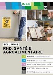 RHD, Sante & Agroalimentaire