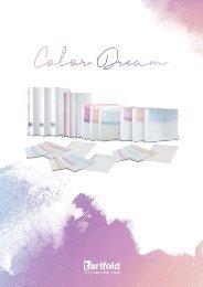 Brochure Color Dream