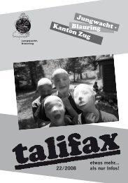 fax - Jungwacht-Blauring Kanton Zug