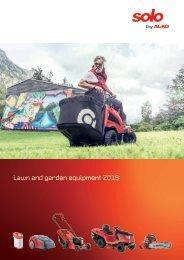 Alko Solo Brochure 2019