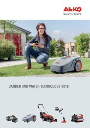 Alko Brochure 2019