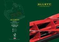 Allett-Domestic-brochure 2019
