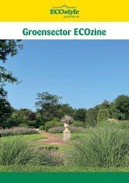 Groensector ECOzine 2021