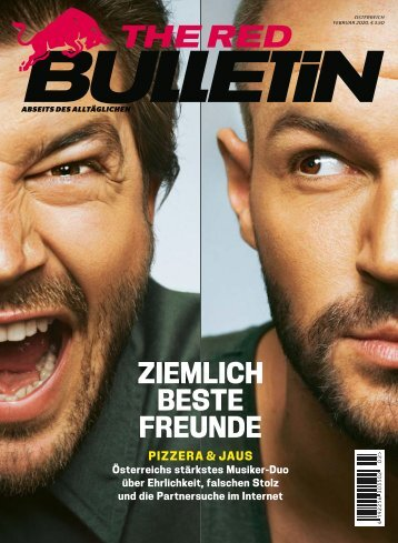 The Red Bulletin Februar 2020 (AT)