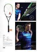 VICTOR Squash Katalog 2020/21 - Page 7