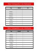 Trainingstagebuch Leichtathletik Baden-Württemberg 2020 - Page 6