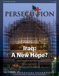 February 2020 Persecution Magazine