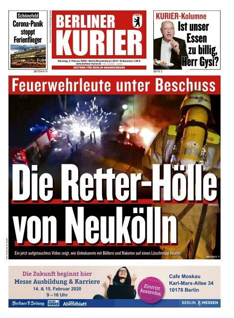 Berliner Kurier 04.02.2020