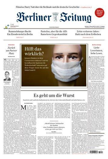 Berliner Zeitung 04.02.2020