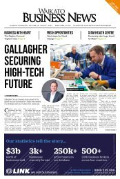 Waikato Business News January/February 2020
