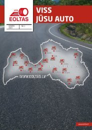 ARD Eoltas žurnāls Nr.1