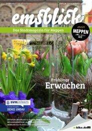 Emsblick Meppen - Heft 36 (Februar/März 2020)