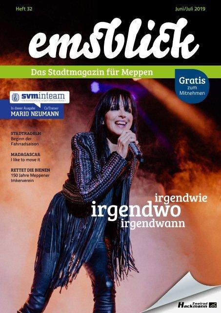 Emsblick Meppen - Heft 32 (Juni/Juli 2019)