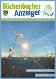 Februar 2020 - Büchenbacher Anzeiger
