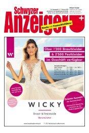 Schwyzer Anzeiger – Woche 6 – 7. Februar 2020