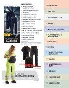 Blåkläder - Katalog Arbeitsbekleidung 2020 - Seite 3