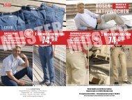 2 Hosen zusammen 2 Hosen zusammen - MURK-MENS-Fashion