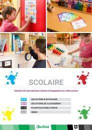 Solutions pour les écoles